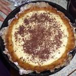 Тортик типа тирольского пирога.