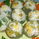 Вот такие яйца.