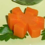 Морковные цветы.