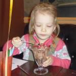 Самое вкусное мороженое в детстве.